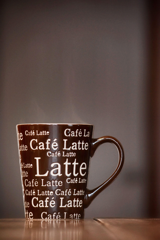 عکس زمینه لیوان قهوه پس زمینه