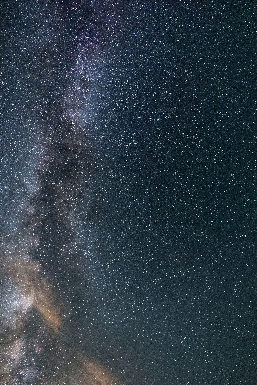 عکس زمینه کهکشان و آسمان پرستاره پس زمینه