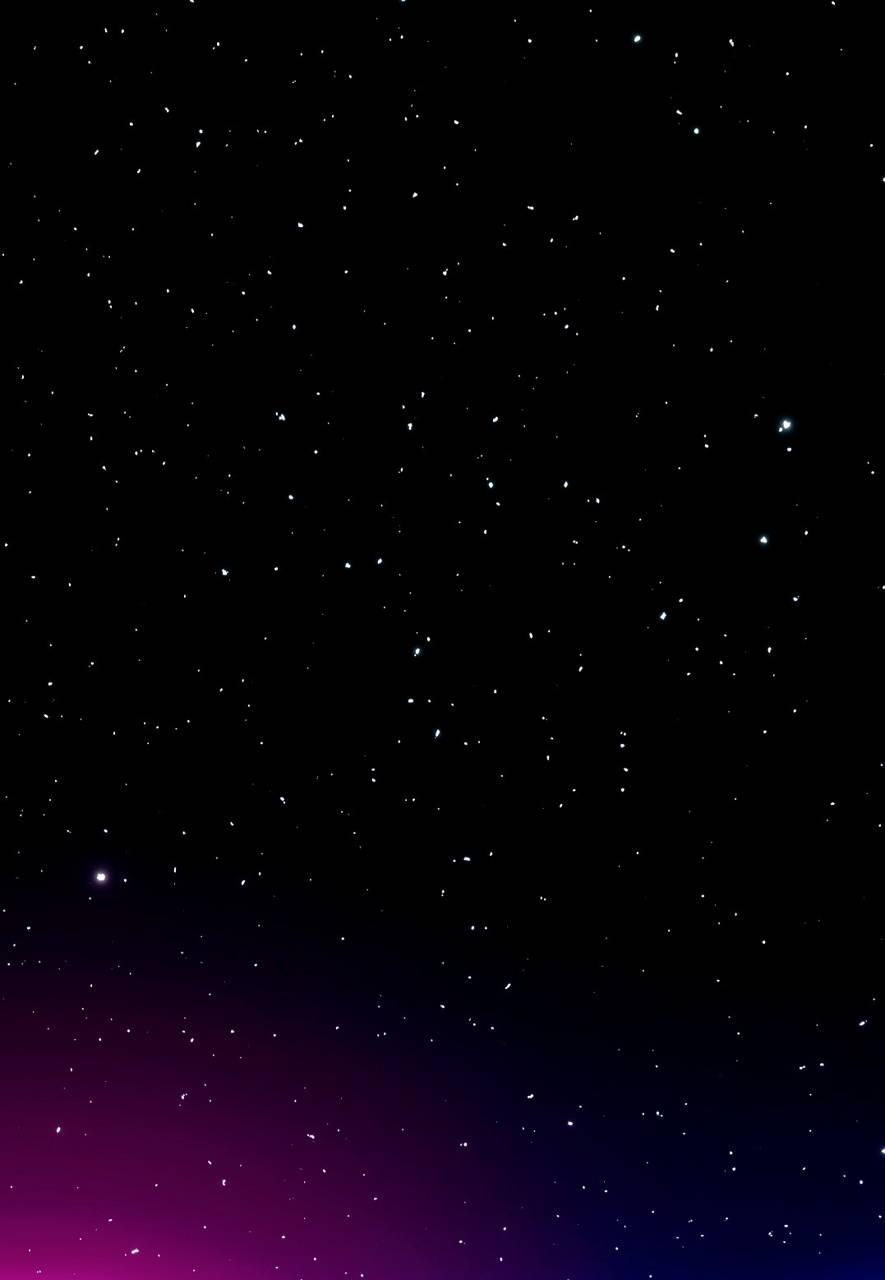 عکس زمینه آسمان شپ پر ستاره پس زمینه