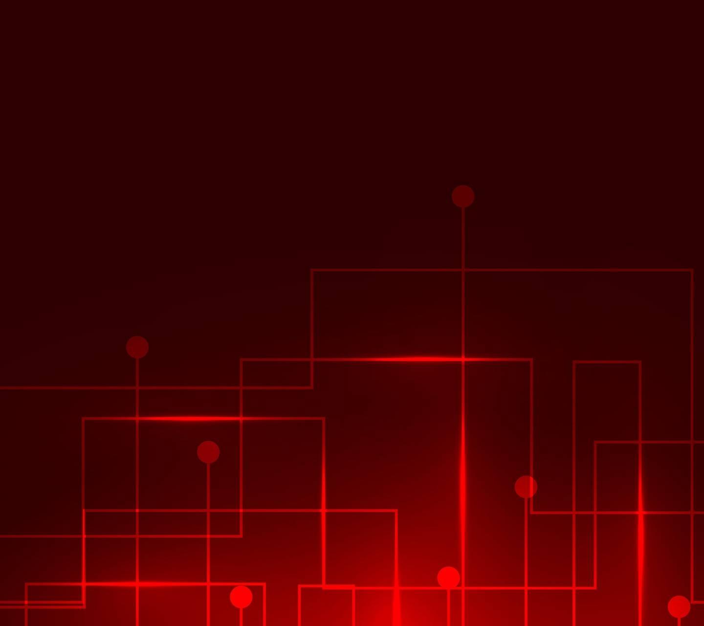 عکس زمینه فناوری قرمز پس زمینه