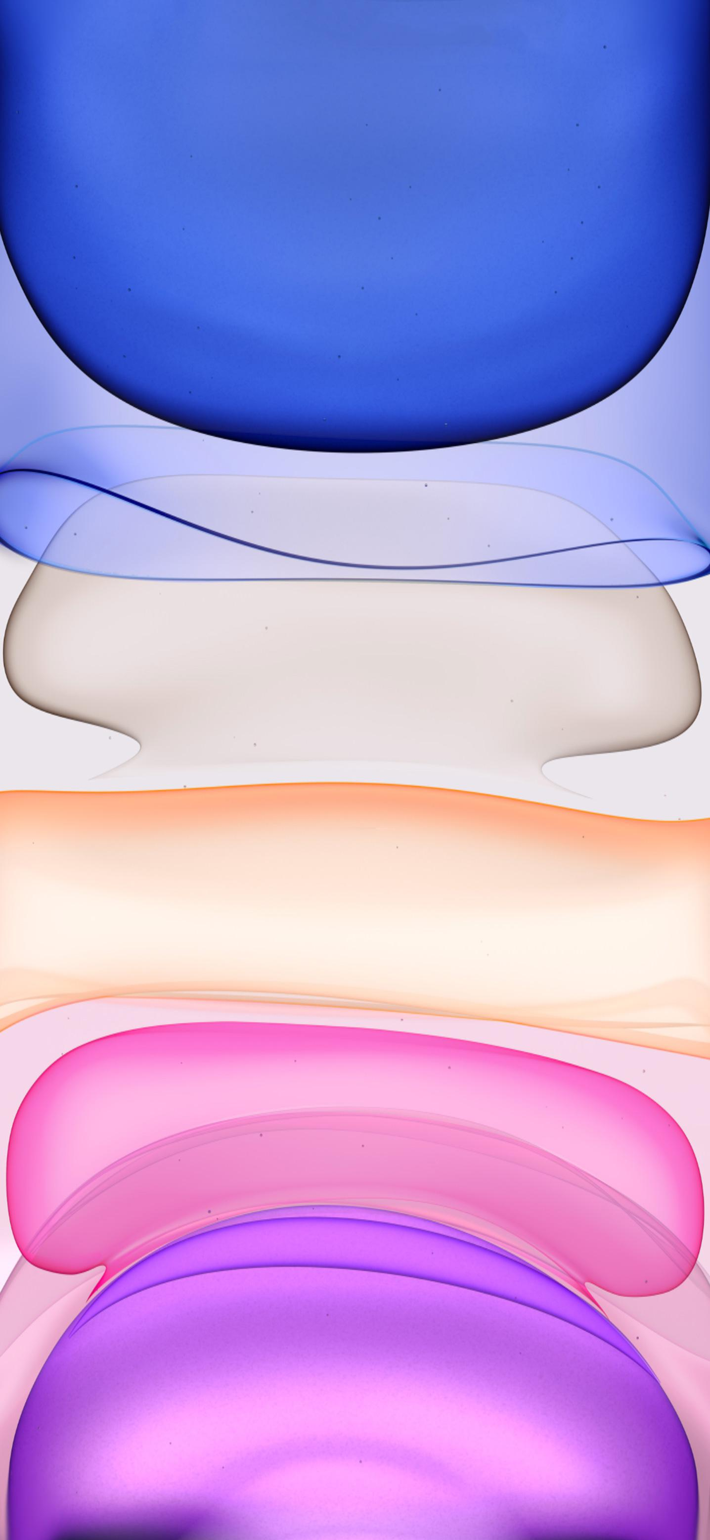 عکس زمینه آیفون 11 اصلی رنگی پس زمینه