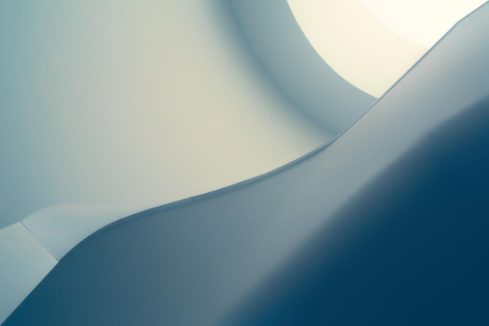 عکس زمینه تصویر منحنی زمینه خاکستری و سفید پس زمینه