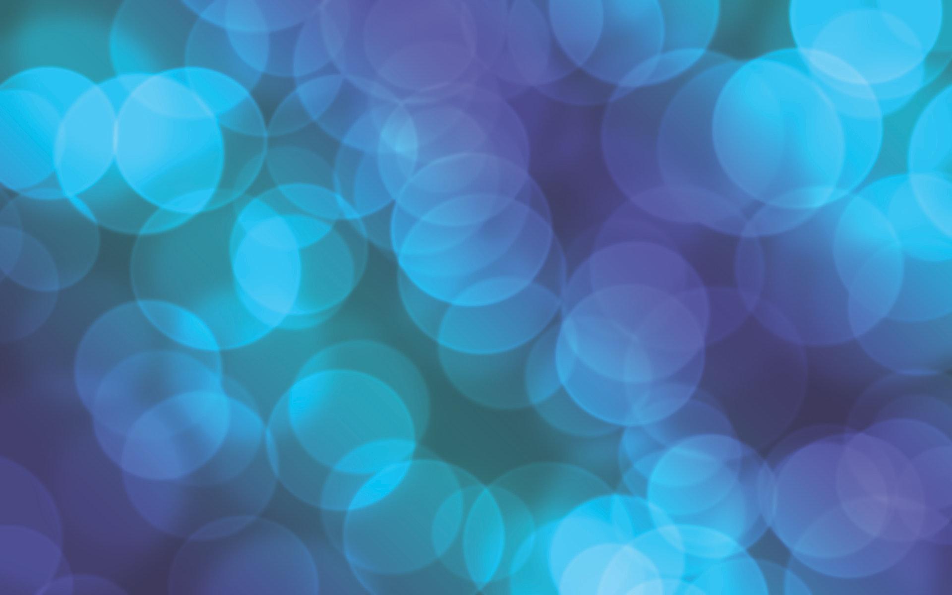 عکس زمینه روشنایی نور با حلقه های آبی پس زمینه
