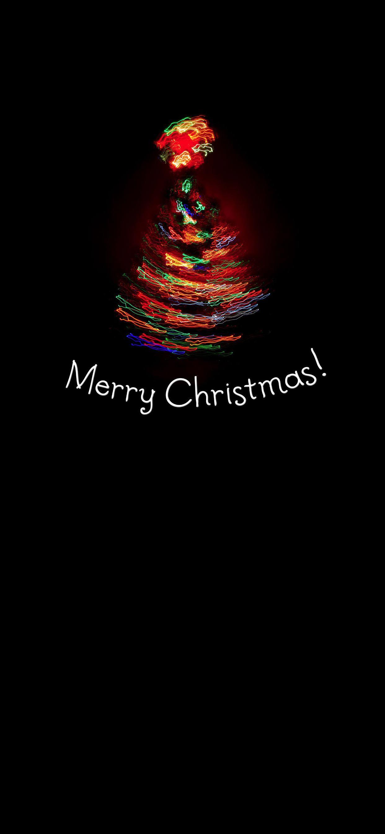 عکس زمینه تبریک کریسمس انگلیسی merry christmas رنگی پس زمینه