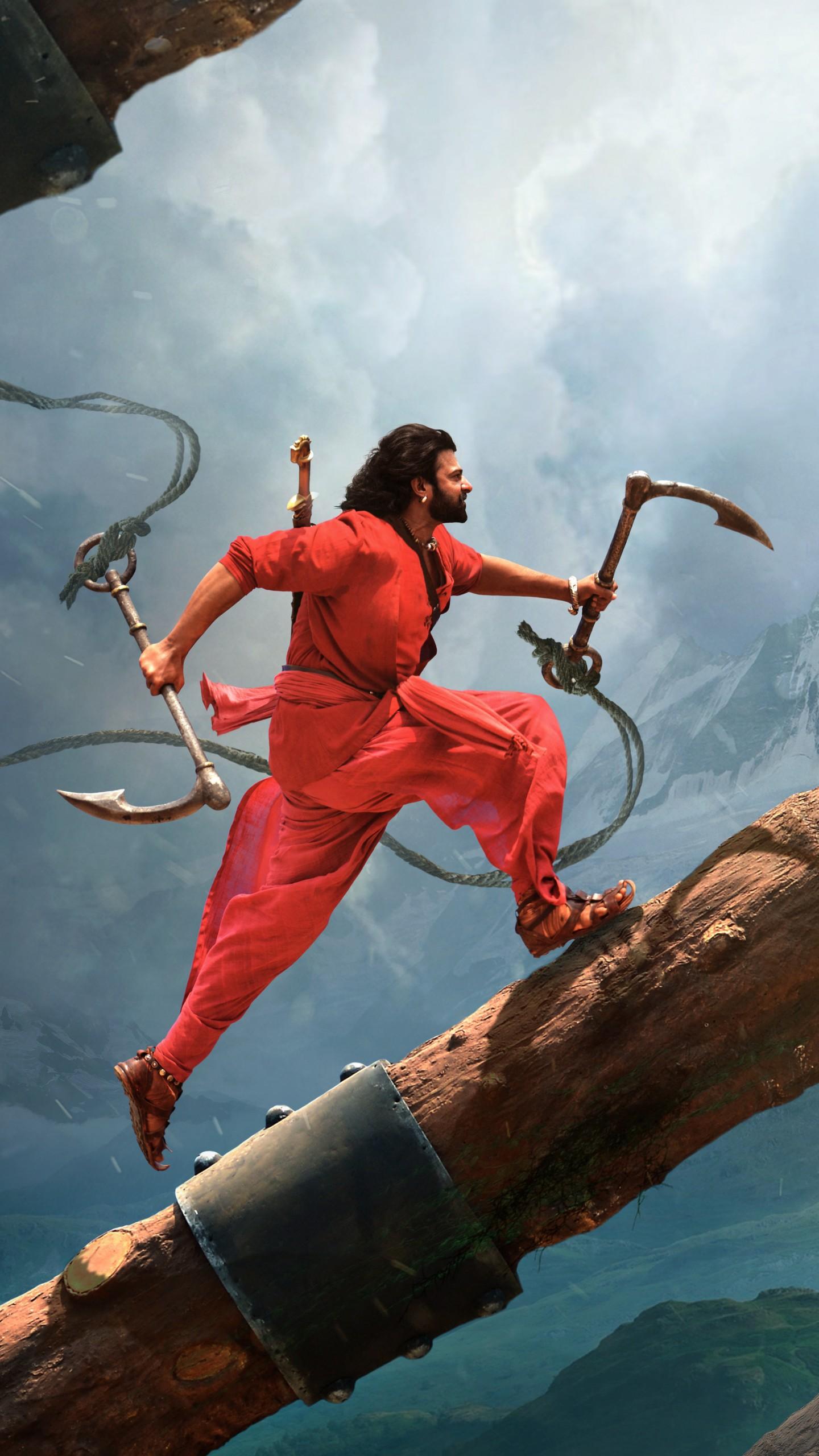 عکس زمینه فیلم هندی باهاوبالی 2 پس زمینه