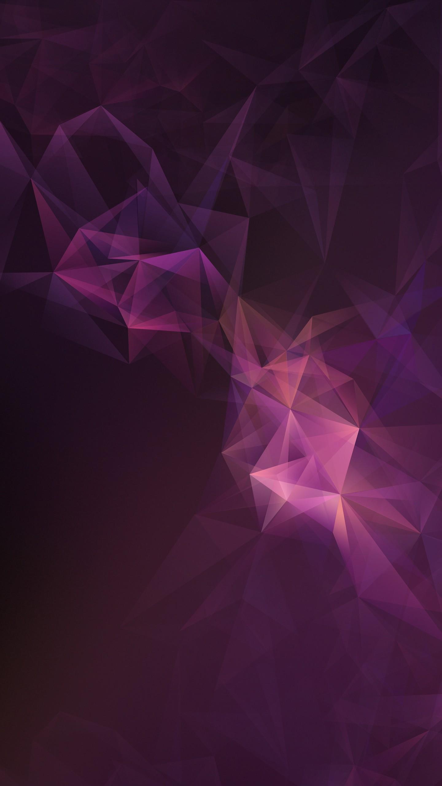 عکس زمینه سامسونگ کهکشان گلکسی اس 9 پس زمینه