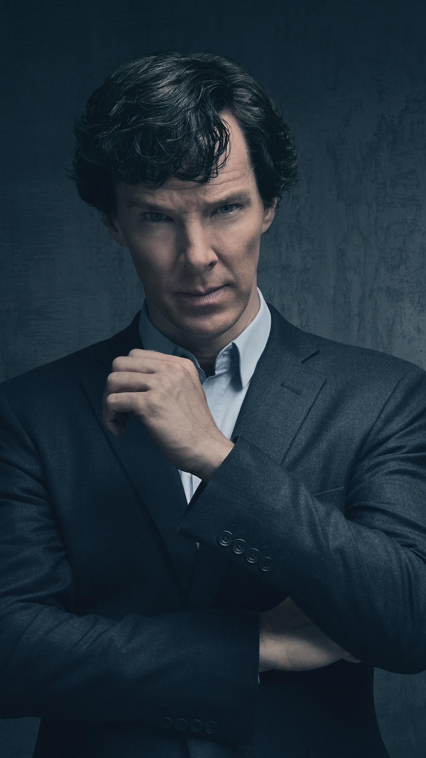 عکس زمینه فصل 4 سریال تلویزیونی شرلوک هولمز مارتین فریمن پس زمینه