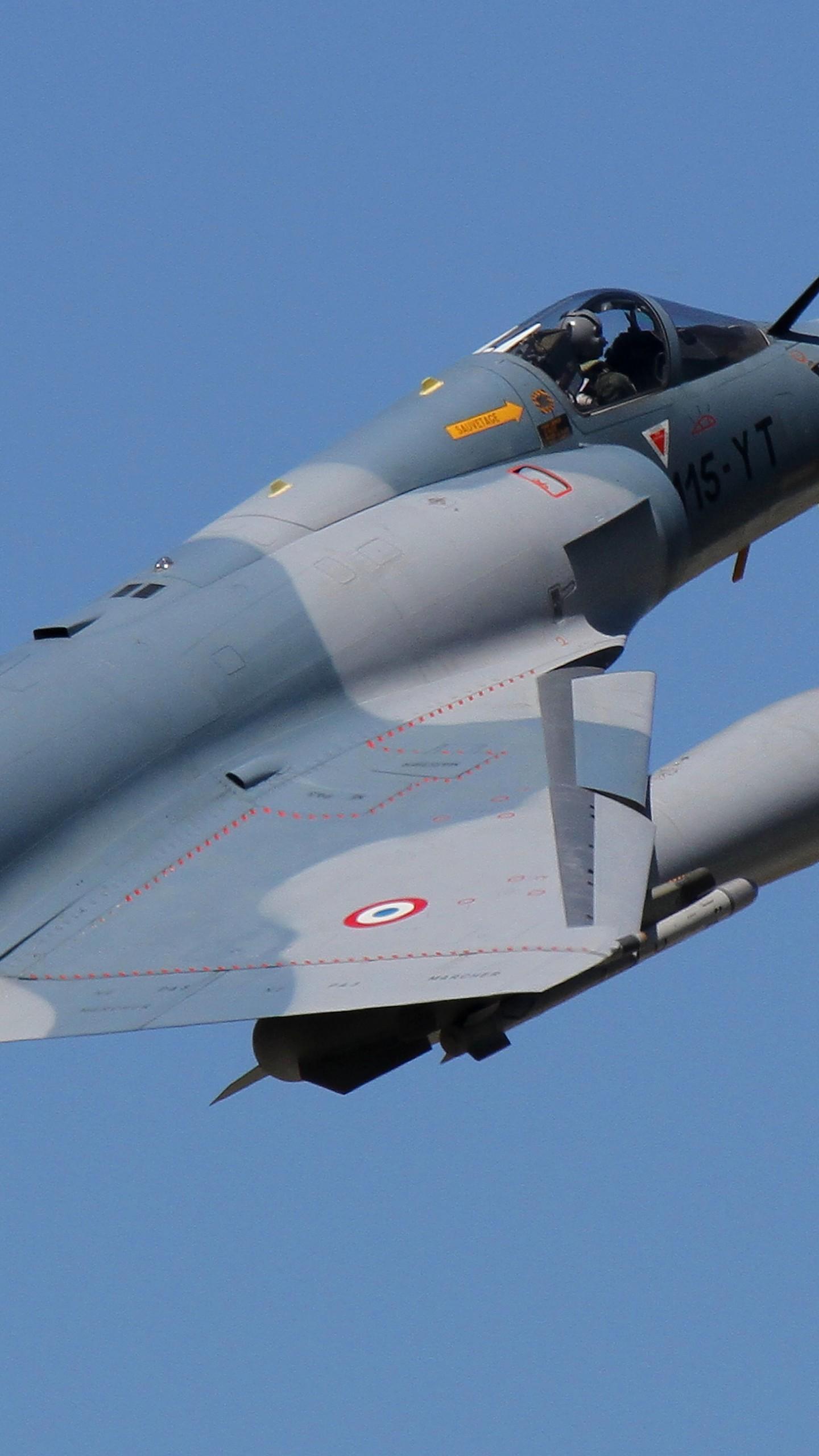 عکس زمینه جنگنده نظامی نیروی هوایی فرانسه پس زمینه
