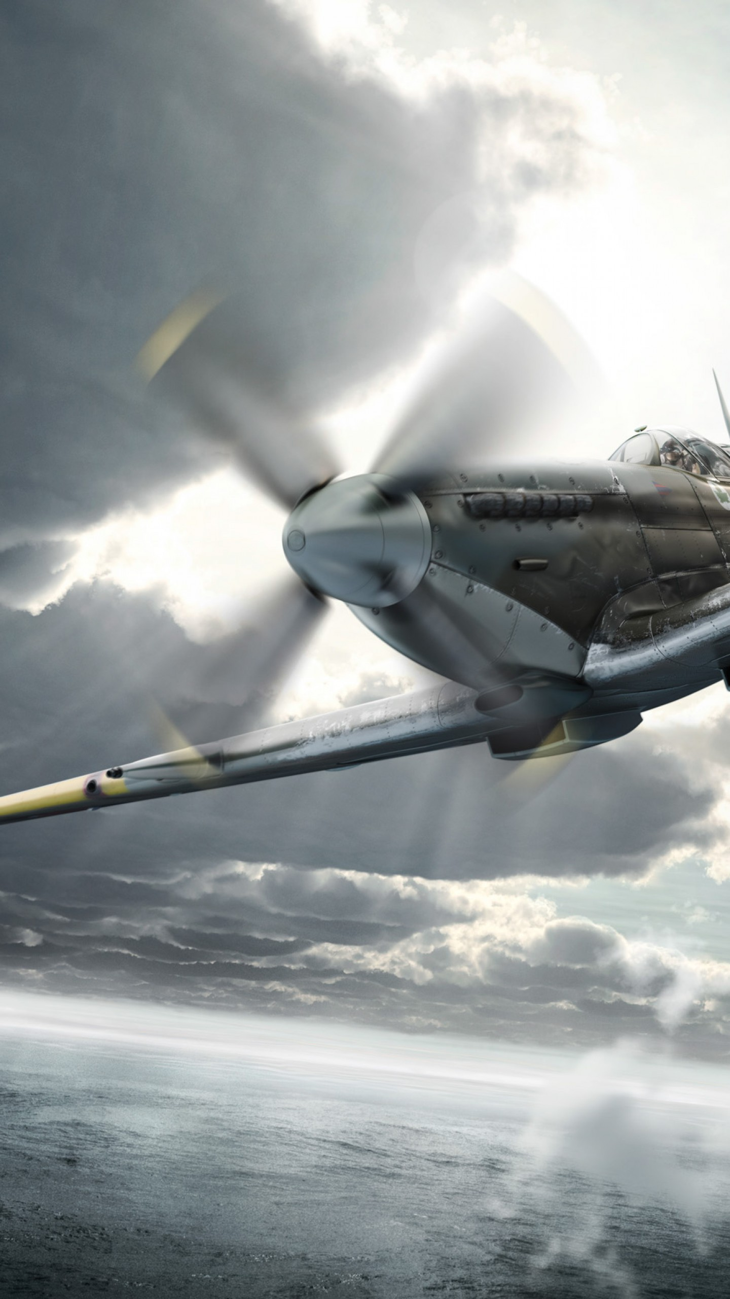 عکس زمینه هواپیمای جنگنده نیروی هوایی سلطنتی پس زمینه