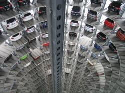 عکس زمینه پارکینگ طبقاتی