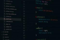 عکس زمینه کد های برنامه نویسی