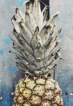 عکس زمینه میوه آناناس