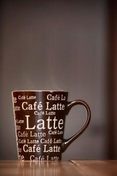 عکس زمینه لیوان قهوه