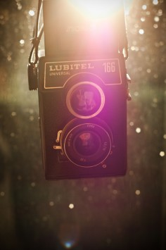 عکس زمینه دوربین عکاسی قدیمی