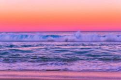 عکس زمینه امواج اقیانوس