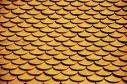 عکس زمینه الگوی مخروطی