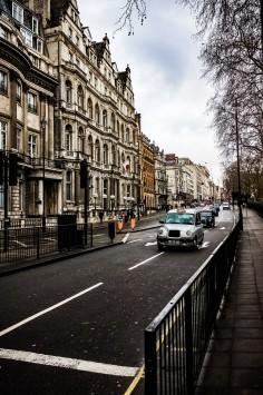 عکس زمینه نمای شهری لندن