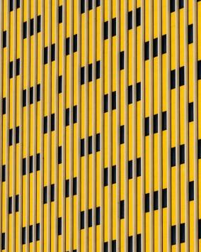 عکس زمینه الگو زرد و سیاه راه راه