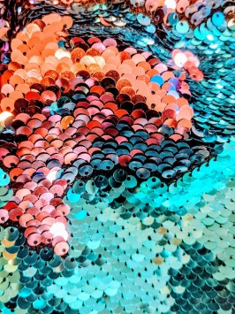 عکس زمینه پولک لوط رنگارنگ