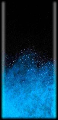 عکس زمینه انتزاعی آبی ادج