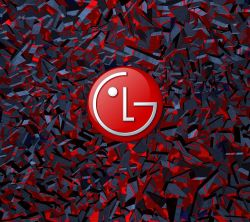 عکس زمینه LG بافت