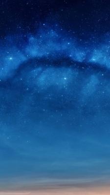 عکس زمینه نوکیا X71 آسمان