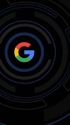 عکس زمینه گوگل پیکسل مشکی
