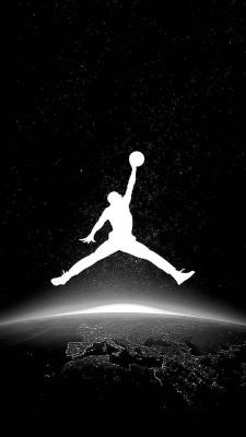 عکس زمینه سیاه سفید بسکتبالیست