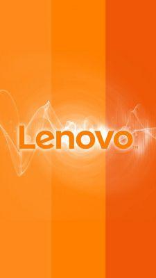 عکس زمینه لنوو نارنجی