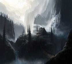 عکس زمینه سرزمین عجائب
