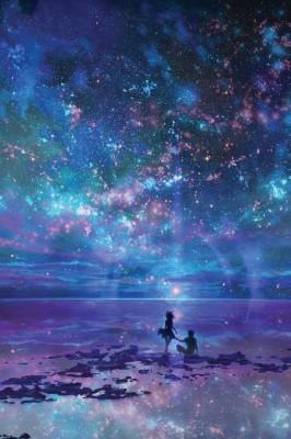عکس زمینه ستاره های اقیانوسی