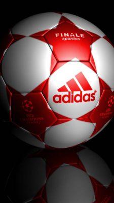 عکس زمینه توپ فوتبال آدیداس