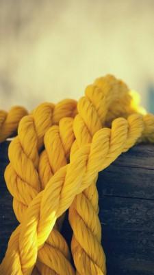 عکس زمینه طناب زرد