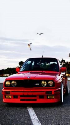 عکس زمینه BMW E30 M3
