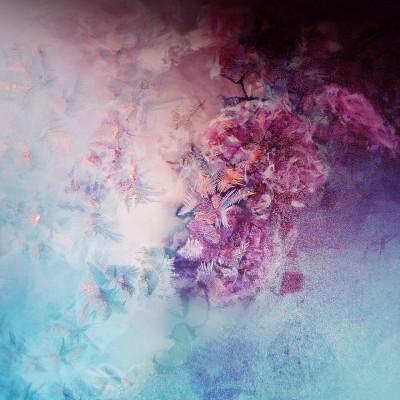 عکس زمینه سامسونگ گلکسی S10 بنفش آبی