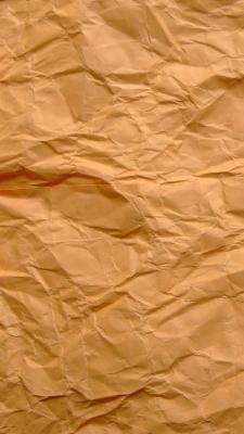 عکس زمینه کاغذ مچاله قدیمی