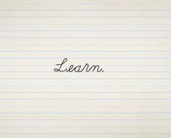 عکس زمینه کاغذ و دست خط فانتزی