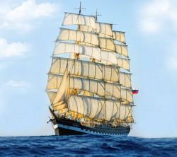عکس زمینه کشتی بادبانی کلاسیک