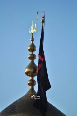 عکس زمینه عاشورا امام حسین