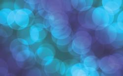 عکس زمینه روشنایی نور با حلقه های آبی