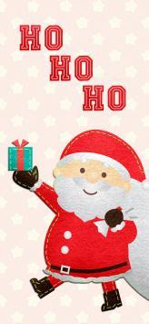 عکس زمینه هدیه کریسمس بابا نوئل
