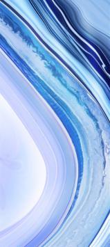 عکس زمینه اصلی شیائومی ردمی نوت 9 آبی روشن بنفش