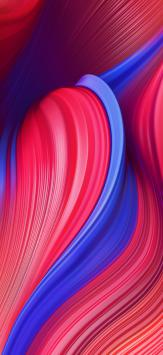 عکس زمینه اصلی شیائومی ردمی نوت 9 سرخ آبی