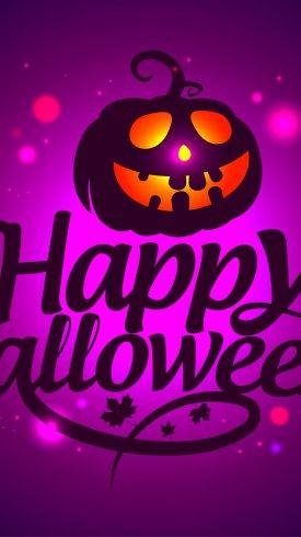 عکس زمینه جشن های هالووین مبارک