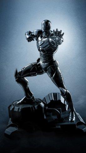 عکس زمینه آنیمیشن مرد آهنین