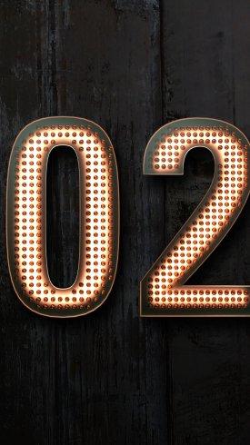 عکس زمینه تبریک 2020 سال نو پس زمینه تاریک