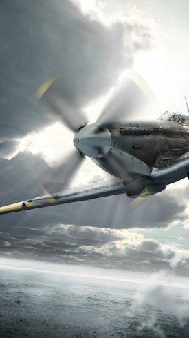عکس زمینه هواپیمای جنگنده نیروی هوایی سلطنتی