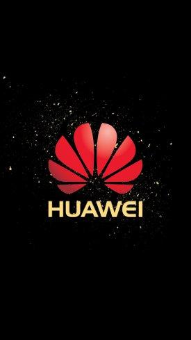 عکس زمینه لوگوی هواوی مخصوص موبایل