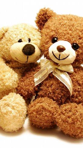 عکس زمینه خرس های عروسکی اسباب بازی