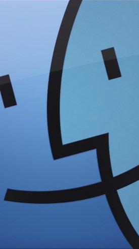 عکس زمینه Mac OS Finder فناوری HD